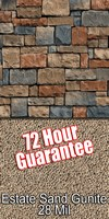 GLI Estate Sand Gunite 28/28 mil