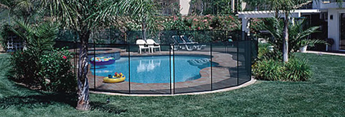 GLI Protect-A-Pool Inground Removable Safety Fence